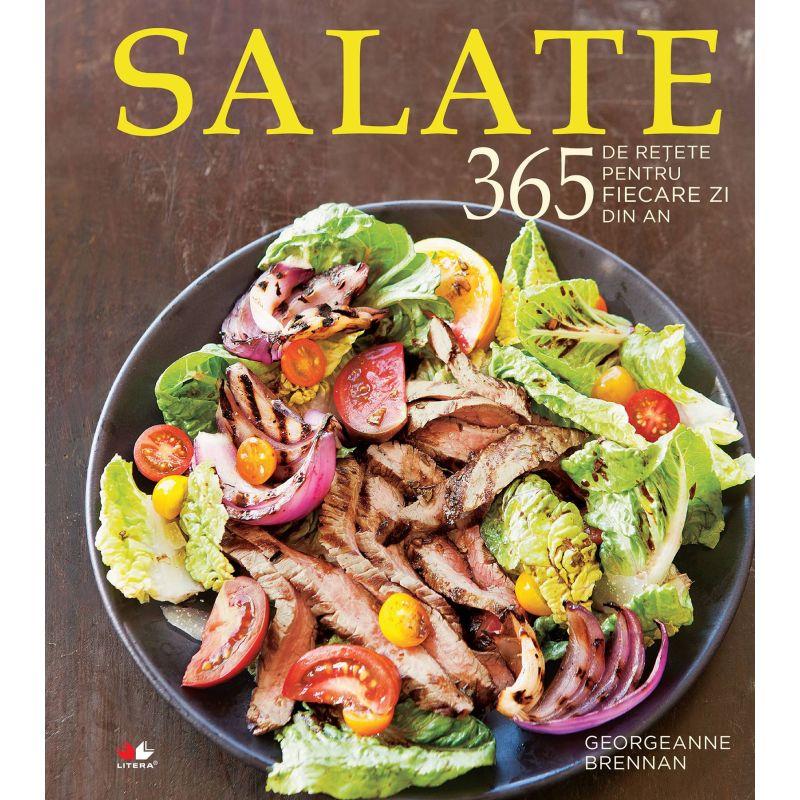 Salate. 365 de retete pentru fiecare zi din an, Georgeanne Brennan - 1