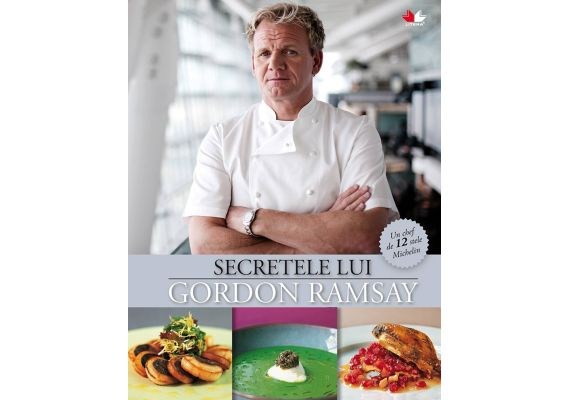 Secretele lui Gordon Ramsay, Gordon Ramsay - 1