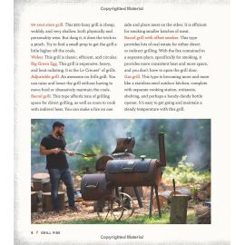 Grill Fire 100+ Recipes & Techniques for Mastering the Flame, Lex Taylor