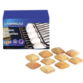Brichete ceramice pentru gratar 40 bucati 5 x 5 cm Campingaz 205636