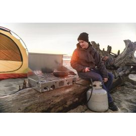 Tigaie adanca rotunda din fonta cu maner Camp Chef 25 cm CC-SK10