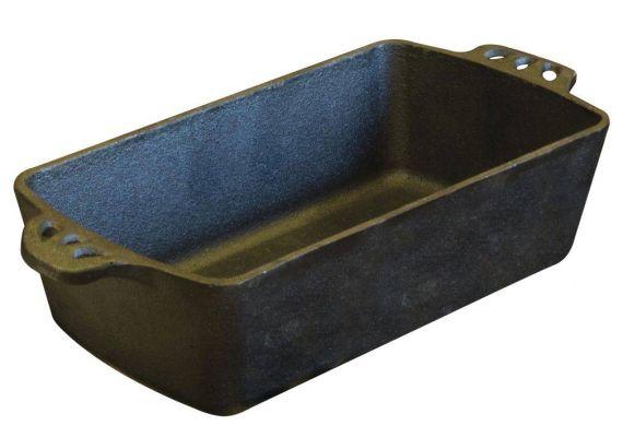 Forma de copt painea din fonta Camp Chef 28 x 13 x 6,5 cm CC-CIBP9 - 1