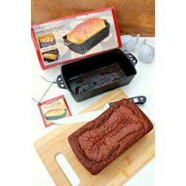 Forma de copt painea din fonta Camp Chef 28 x 13 x 6,5 cm CC-CIBP9 - 5