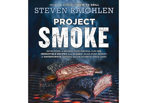 Project Smoke, Steven Raichlen - 1