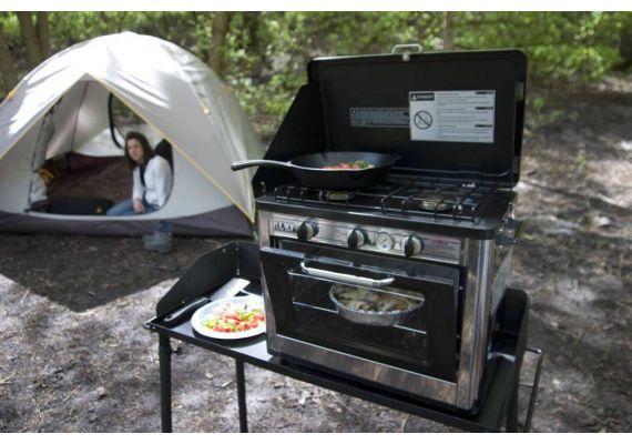 Cuptor pe gaz pentru exterior Deluxe Camp Chef CC-COVENEU