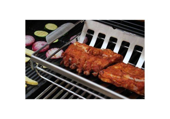 Accesoriu pentru gatit Kebab si suport pentru coaste Grand Hall A06604050T