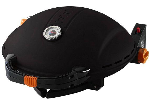 Gratar pe gaz portabil Grand Hall O-grill 900T Negru B17103420A