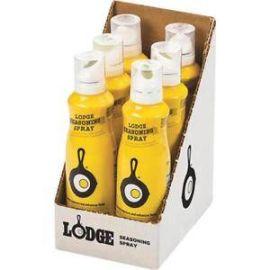 Spray pentru asezonarea fontei Lodge 237 ml L-Aspray - 5