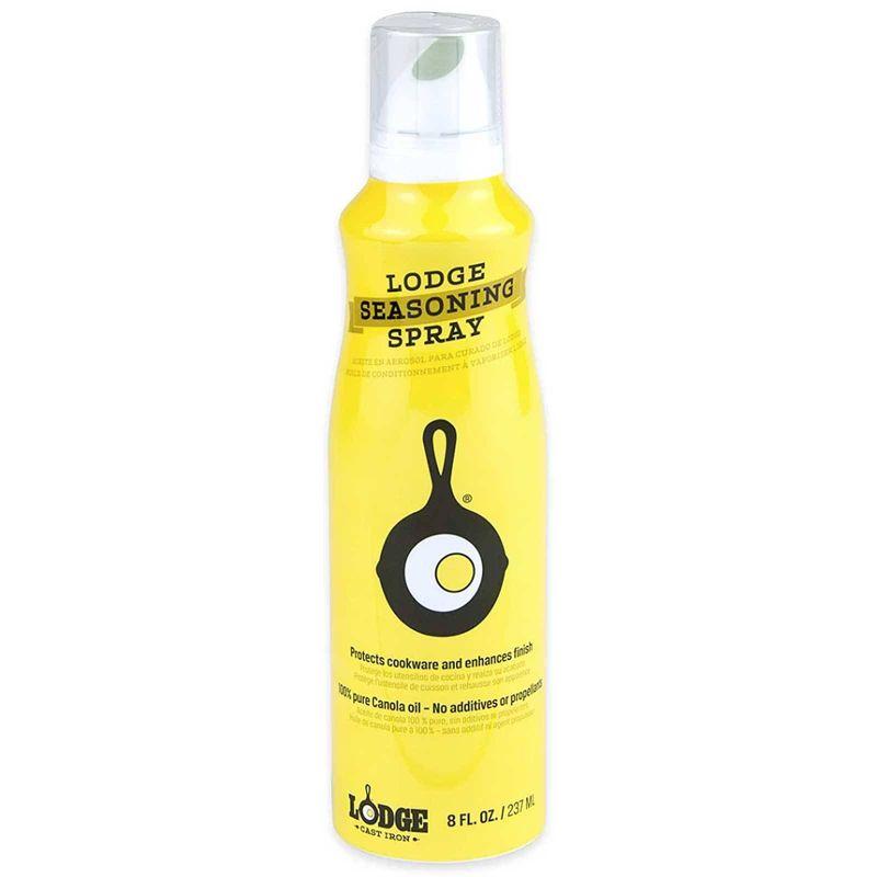 Spray pentru asezonarea fontei Lodge 237 ml L-Aspray - 1