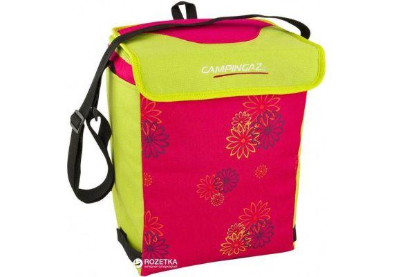 Geanta termoizolanta Campingaz MiniMaxi 19 litri Pink Daisy 2000013689 - 1