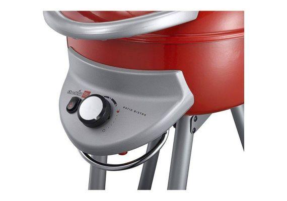 Gratar pe Gaz Char-Broil Patio Bistro 240, TRU-Infrared, arzator din inox, grill de inox 140681