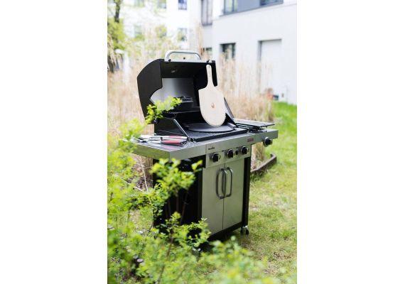 Gratar pe gaz din inox Char-Broil Professional 3400S 140736
