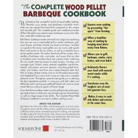 The Complete Wood Pellet Barbecue Cookbook: The Ultimate Guide & Recipe Book for Wood Pellet Grills, Bob Devon - 2