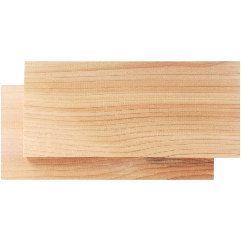 Set 2 placi din lemn de cedru pentru gatire la gratar Char-Broil 140769