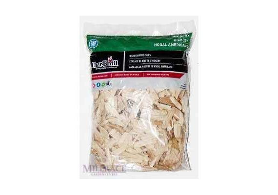 Aschii afumare lemn hickory Char-Broil 140553 700 grame - 1
