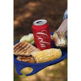 Farfurie pentru picnic din plastic dur Coghlans C1660 - 2