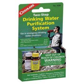 Tratament apa potabila in 2 pasi Coghlans C9586
