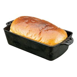Forma de copt painea din fonta Camp Chef 28 x 13 x 6,5 cm CC-CIBP9 - 2