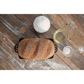 Forma de copt painea din fonta Camp Chef 28 x 13 x 6,5 cm CC-CIBP9 - 7