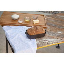Forma de copt painea din fonta Camp Chef 28 x 13 x 6,5 cm CC-CIBP9 - 10