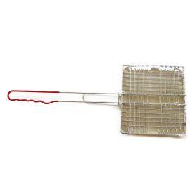 Accesoriu prajire carne patrat 22 cm, Activa 16350