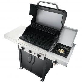 Gratar pe gaz din inox Char-Broil Professional 3400B 140734