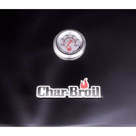 Gratar pe gaz Char-Broil Convective 410B, 4 arzatoare din inox, gratare din fonta