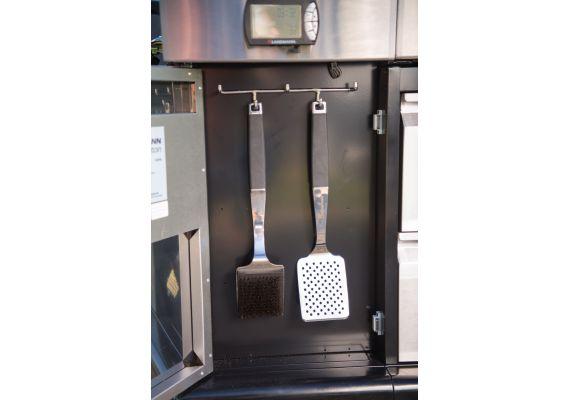 Bucatarie pe gaz Landmann 12970 Triton PTS 6.1+, 6 arzatoare inox