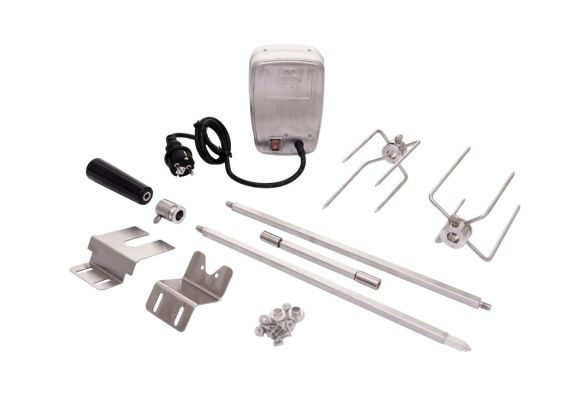 Kit de Rotiserie Premium Char-Broil 140103 - 1