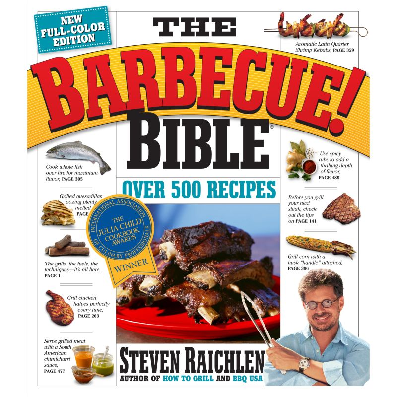 The Barbecue! Bible 10th Anniversary Edition, Steven Raichlen - 1