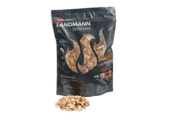 Aschii afumare lemn hickory Landmann 16300 - 1
