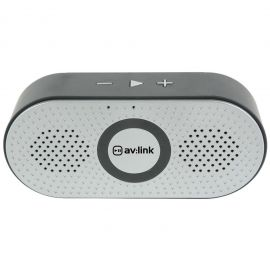 Boxa portabila AV Link BOPP-SLV, 3W, Bluetooth 4.2, Micro SD, MP3, WMA