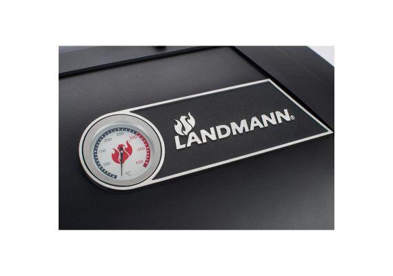 Gratar pe carbuni cu afumatoare Vinson 200  Landmann 11422