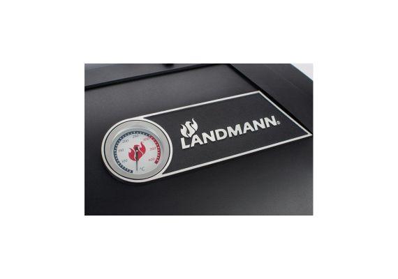 Gratar pe carbuni cu afumatoare Vinson 500  Landmann 11431