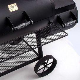 Gratar pe carbuni cu afumatoare Highland Offset Smoker Oklahoma Joe 140755
