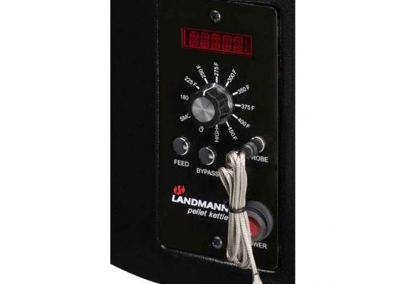 Gratar electric pe peleti Kettle Landmann 13140