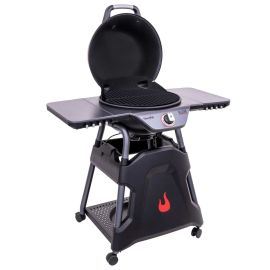Gratar electric Char-Broil All-Star 120B TRU-Infrared grill din fonta 140891