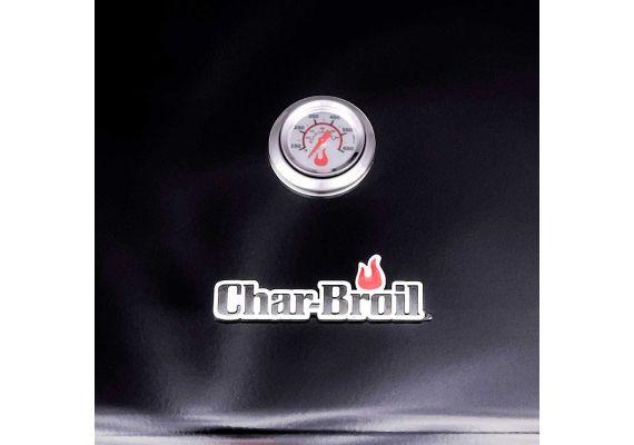 Gratar pe gaz Char-Broil Convective 310B, 3 arzatoare din inox, gratare din fonta