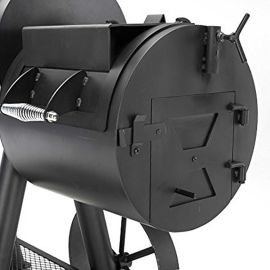 Gratar pe carbuni cu afumatoare Grand Old BBQ Smoker Tennessee 400 Grill Chef Landmann 11404