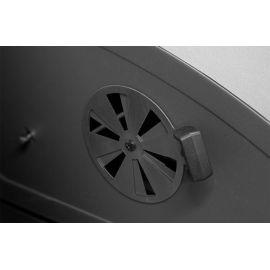 Gratar pe carbuni Activa Angular Smart 11247C, gratare din fonta