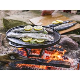 Ceaun din fonta multifunctional Lodge Cook-It-All 35,5 cm 6,5 litri L-14CIA