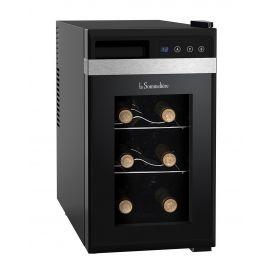 Racitor de vin, 8 sticle, termoelectric LS8K