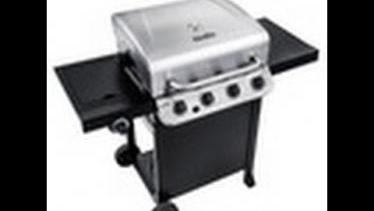 Char-Broil Performance 4 burner Grill Assembly