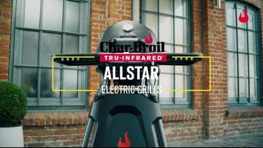 All-Star 120 Electric Char-Broil