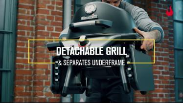 All-Star Gas Grill Char-Broil